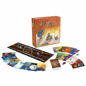 Dixit : Odyssey (jeu de base)