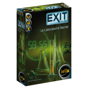 Exit : Le Laboratoire Secret