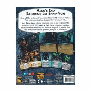 Aeon's End : Les Sans Nom (Ext. 2)