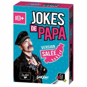 JOKES DE PAPA Extension salée