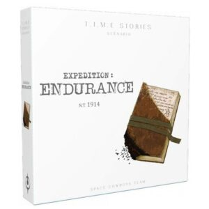 Time Stories – Ext. 5 Expedition Endurance