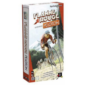 Flamme Rouge : Peloton (Extension)