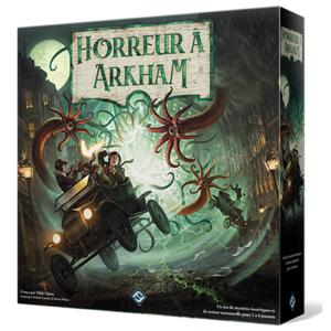 Horreur à Arkham 3eme edition