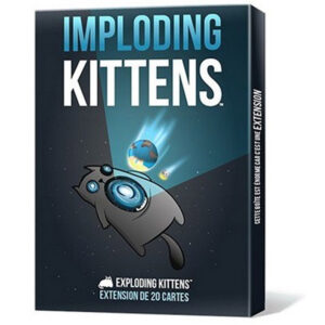 Exploding Kitten : Imploding Kittens (extension)