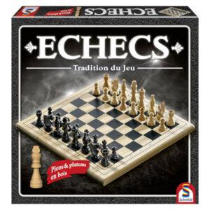 Échecs – Tradition du Jeu