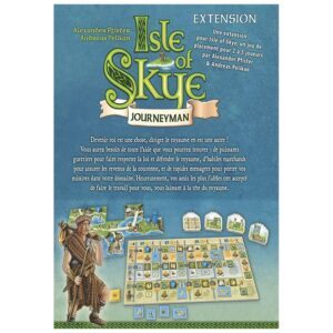 Isle of Skye : Journeyman (Extension)