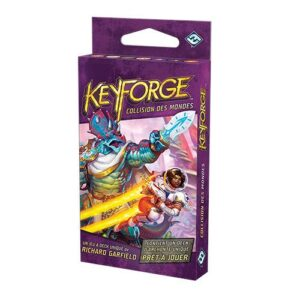 KeyForge : Deck Unique – Collision des Mondes