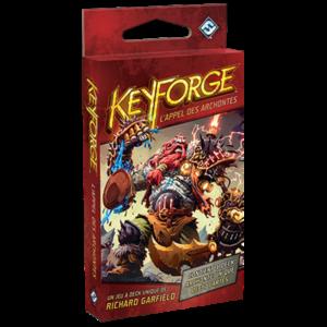 KeyForge : Deck Unique – L'Appel des Archontes