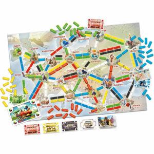 Les Aventuriers du Rail Europe – Mon 1er Voyage