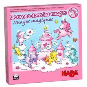 Licornes dans les nuages – Nuages magiques