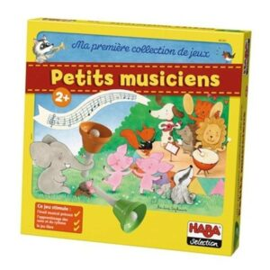 Ma première collection de jeux – Petits Musiciens