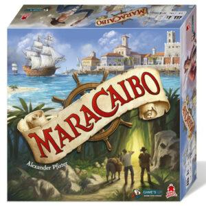 MARACAIBO – Jeu de plateau