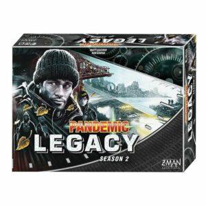 PANDEMIC LEGACY Saison 2 (boite noire)