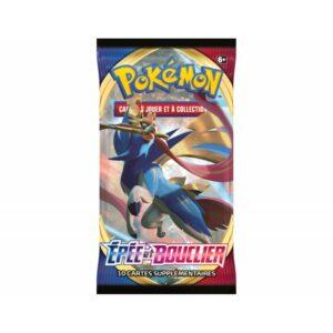 Pokémon EB01 Epée & Bouclier : Booster