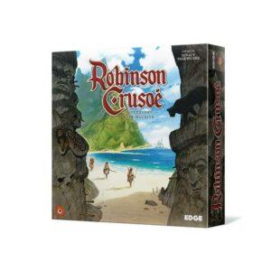 Robinson Crusoé – Aventures sur l'île Maudite