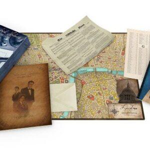 Sherlock Holmes Détective Conseil – Carlton House & Queen's Park