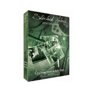 Sherlock Holmes Détective Conseil – Les Francs-tireurs de Baker Street
