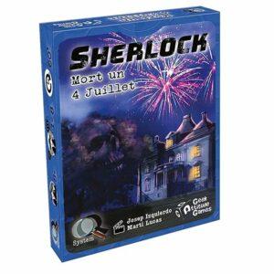 Sherlock : Mort un 4 Juillet