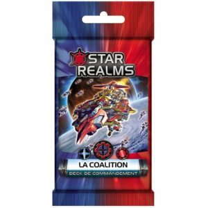 Star Realms – Deck de Commandement : La Coalition