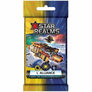 Star Realms – Deck de Commandement : L'Alliance