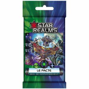 Star Realms – Deck de Commandement : Le Pacte