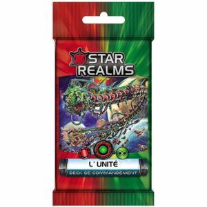 Star Realms – Deck de Commandement : L'Unité