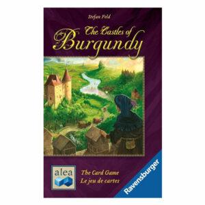 Châteaux de Bourgogne – Jeu de Cartes