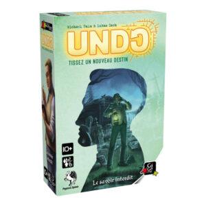 UNDO – Le Savoir Interdit