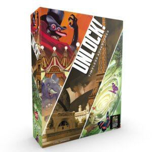 Unlock! TIMELESS ADVENTURES – Escape Game n°6