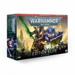 Warhammer 40.000 : V9 Édition Élite