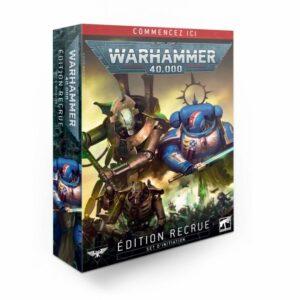 Warhammer 40.000 : V9 Édition Recrue