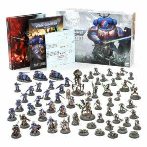 Warhammer 40.000 : V9 Indomitus Français