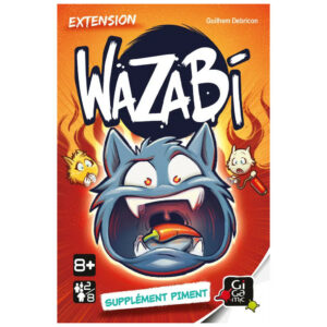 WAZABI EXTENSION SUPPLEMENT PIMENT