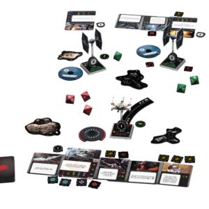 Star Wars X-Wing : V2 Boite de Base