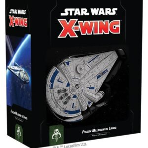 Star Wars X-Wing 2.0 : FAUCON MILLENIUM DE LANDO
