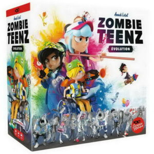 Zombie Teenz Évolution