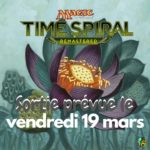 Time Spiral sort vendredi 19 mars ! ⏳