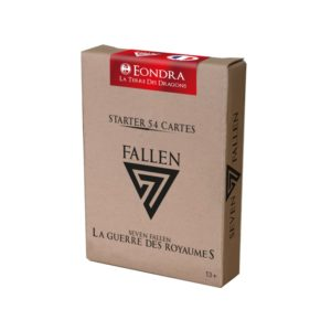 7 Fallen – Starter la guerre des royaumes – Eondra