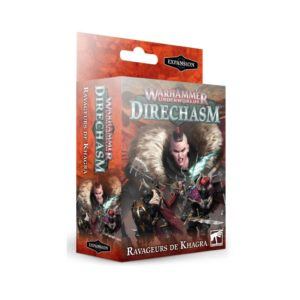Direchasm : Ravageurs de Khagra