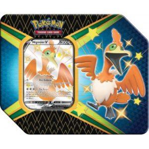 Pokemon : Pokébox Escouade Nigosier EB4.5