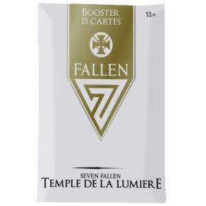 7 Fallen –  Boosters Temple de la lumière