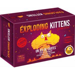 Exploding Kittens : Édition Festive