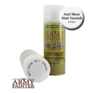 Army Painter – Vernis Mat