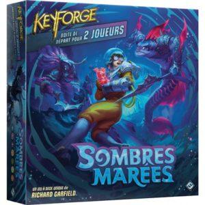 Keyforge – Sombre Marées – Boite de départ