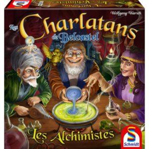 Les Charlatans – Ext. Les Alchimistes