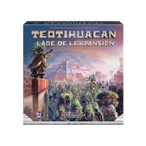 Teotihuacan – Ext. L'Âge de l'Expansion