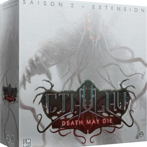 Cthulhu death may die – ext. saison 2