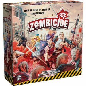 Zombicide (Saison 1) – 2ème Edition