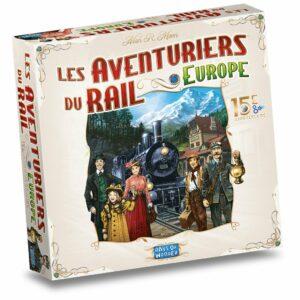 Aventuriers du Rail (Les) Europe : 15e Anniv.