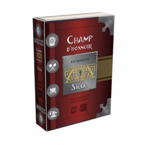 Siege – Extension Champ D'honneur